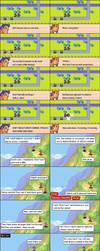 AdvanceWars: Direct VS Indirect combat comic by JustBurner