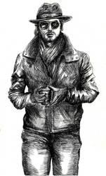 Hugh Jackman by RADIVILOVSKAY