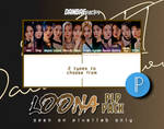 PLP PACK 6   LOONA (AND)