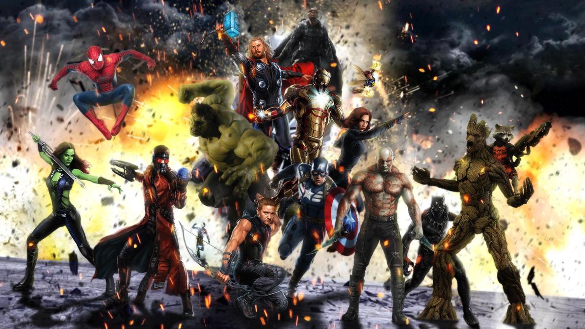 Guardian Avengers 13 by djpyro229