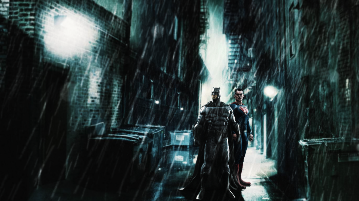 BvS Alley by djpyro229
