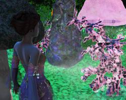 Crystal Garden by kittenwylde