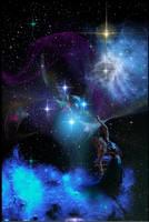 Queen of Stars by kittenwylde