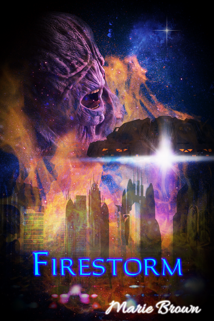 WIP: Firestorm cover, take 3 by kittenwylde