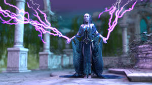 Lady Of Mists And Magic