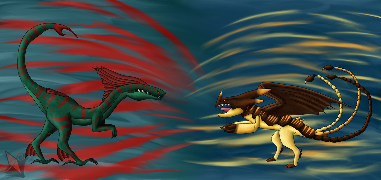 Speed Stinger head shot requests School of Dragons How
