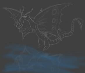 Savina for Alexadragonfire by Okamisusi