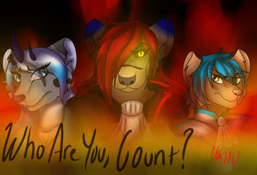 Who Are You, Count? by KokoroMiracle250