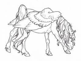 Pegasus Walk by ReQuay