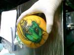 Coy Fish - Grapefruit Tattoo