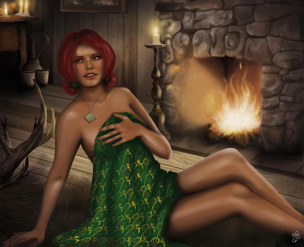 triss_merigold___the_witcher_by_pyjak-d9