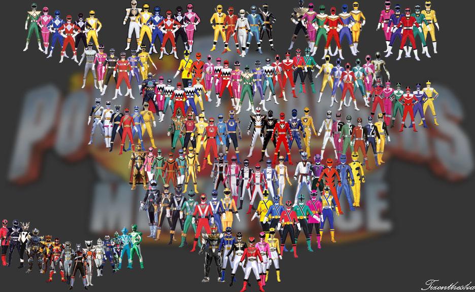 Power Rangers Super Megaforce Red Ranger Wallpaper 95980 TIMEHD