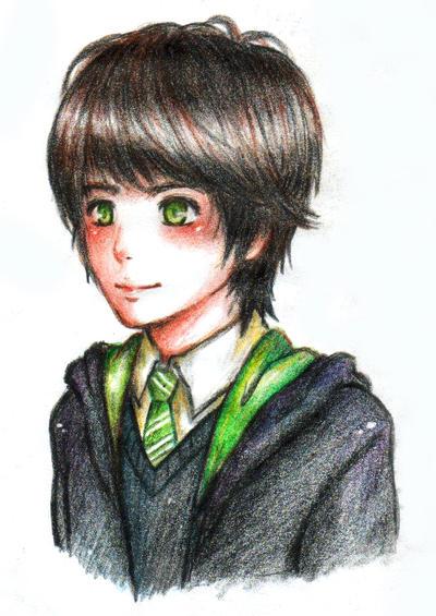 Albus Severus Potter by ichan-desu