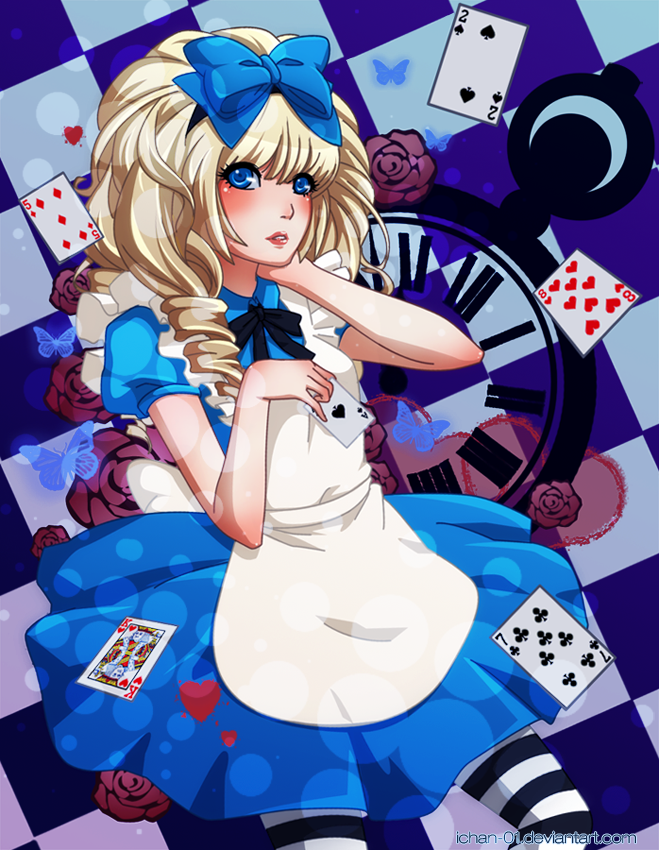 Alice by ichan-desu