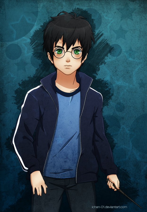 Harry by ichan-desu