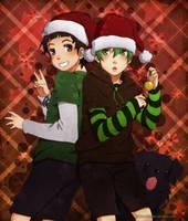 Merry Christmas by ichan-desu