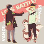 Let's battle