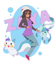 Z a y a by ichan-desu