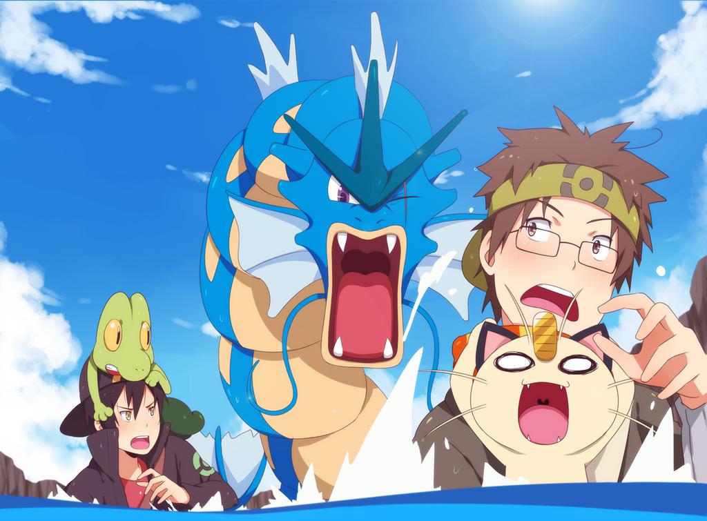 Swim by ichan-desu