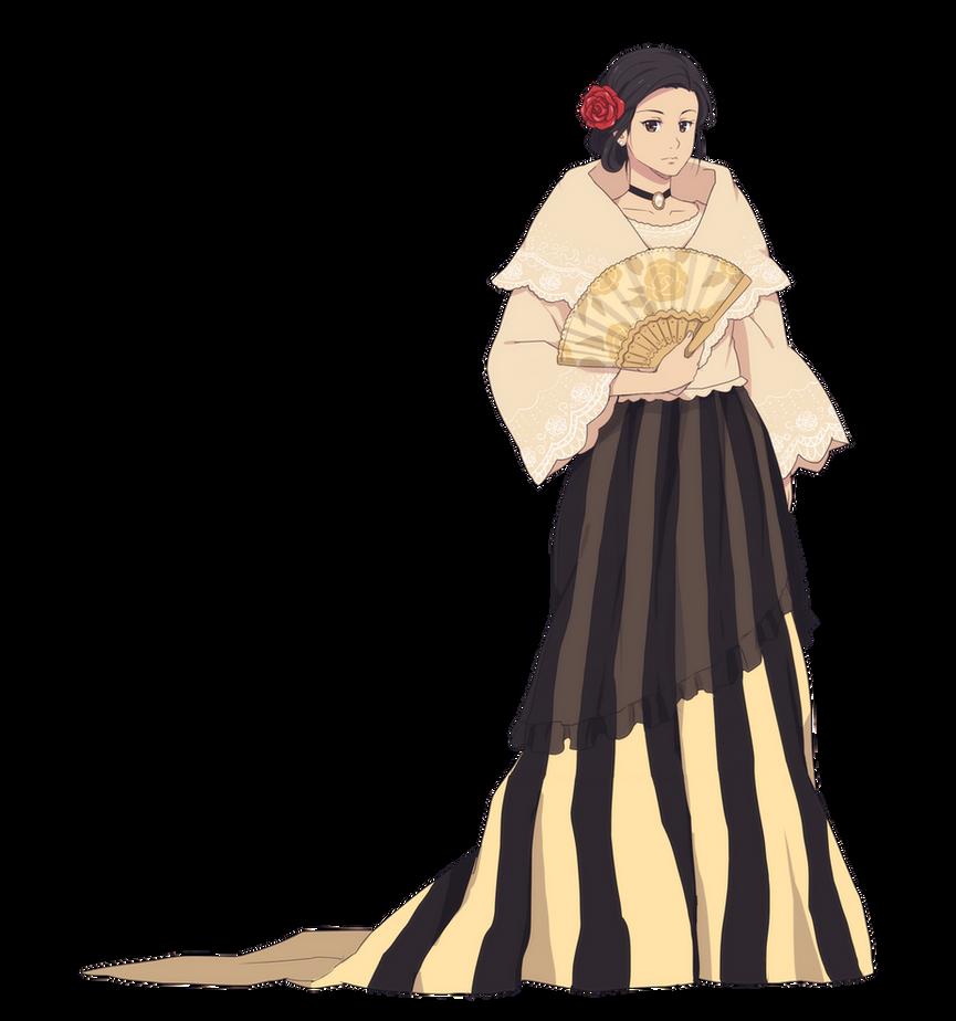 Maria Clara Dress