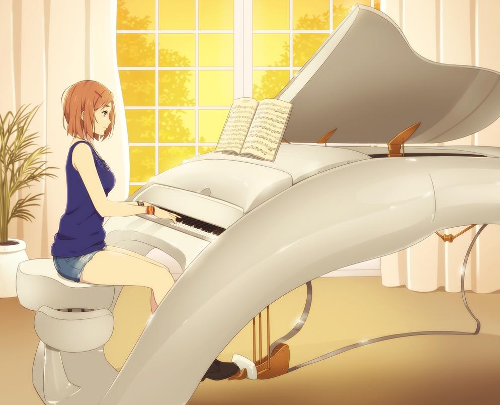 Oh, my darling by ichan-desu