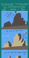 Tutorial Attempt: Rock by ichan-desu