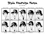 Style Exercise Meme