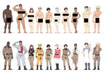 Gundam Outfit 002 by ichan-desu