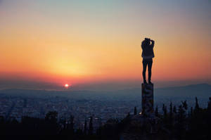 Top of Athens