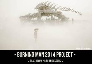 Burning Man launching