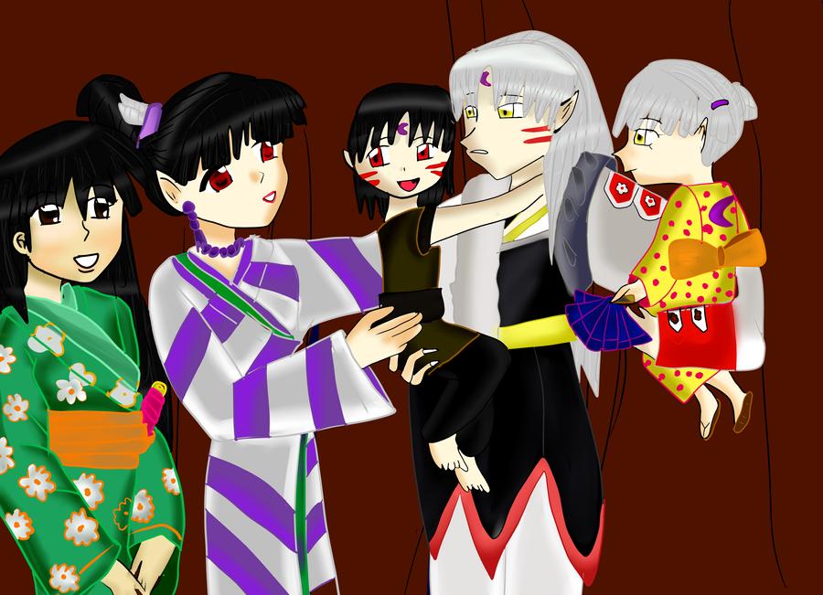 Sesshomaru Family Sesshomaru'...