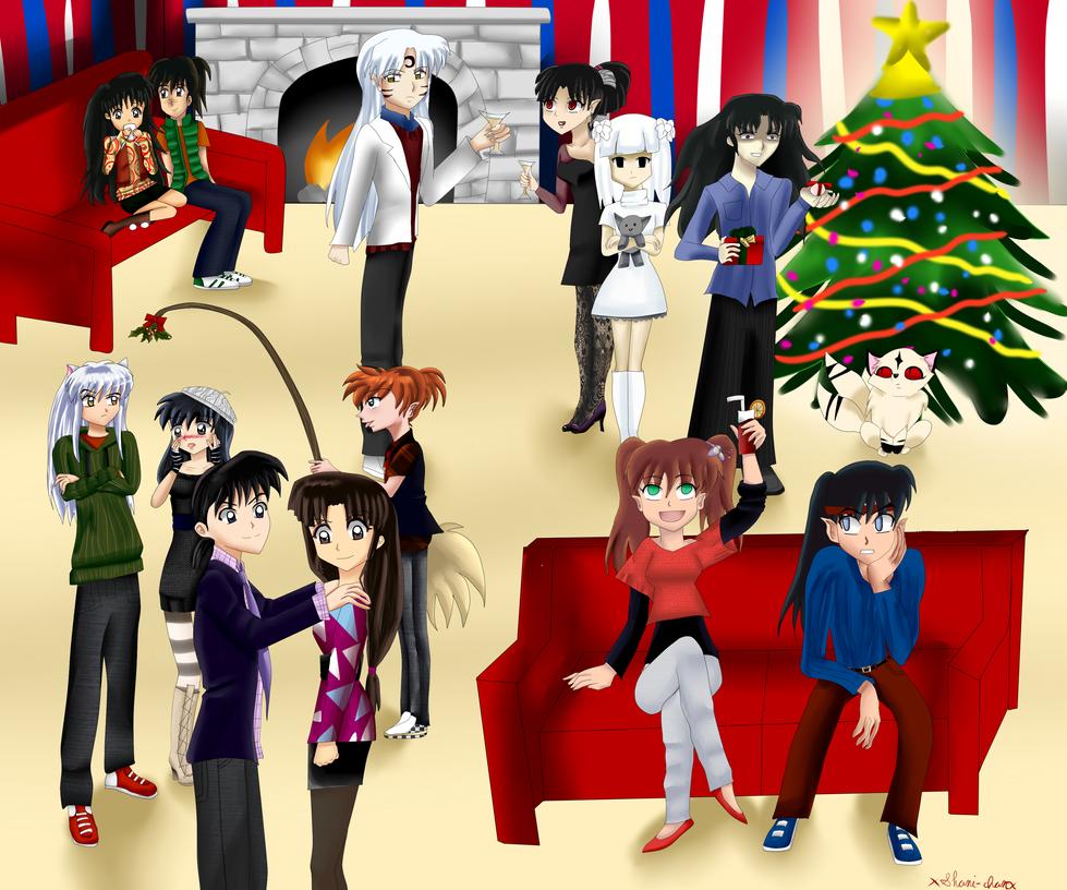 An Inuyasha Christmas by xShani-chanx on DeviantArt