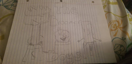 Excellent Entities fanart: The Broomer Boys