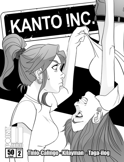 Kanto Inc 2 cover by pointzerocomics