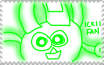 Ickii Stamp by FlainStorm
