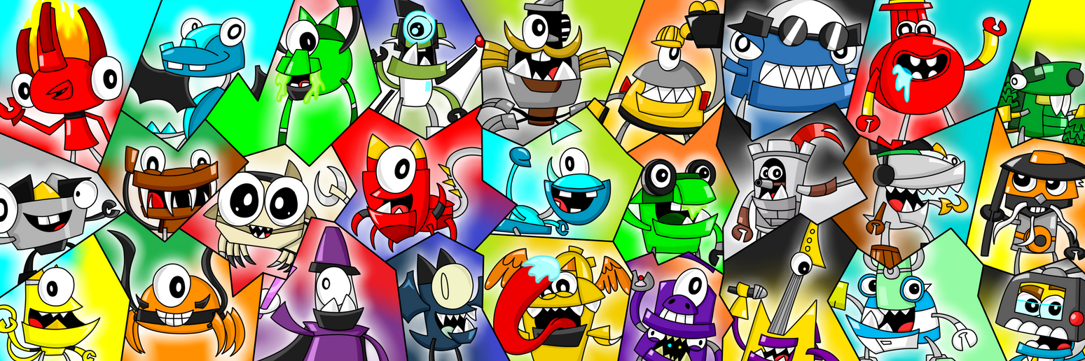 Happy [Extremely Late] 3rd Anniversary, Mixels!