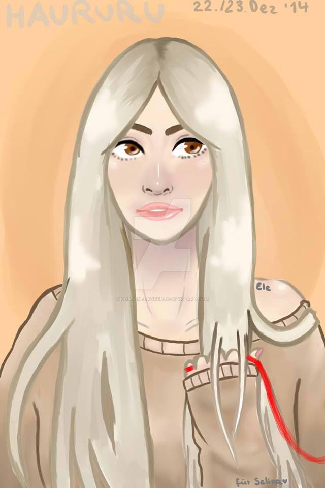Elena by ShiibaNeekoRiin