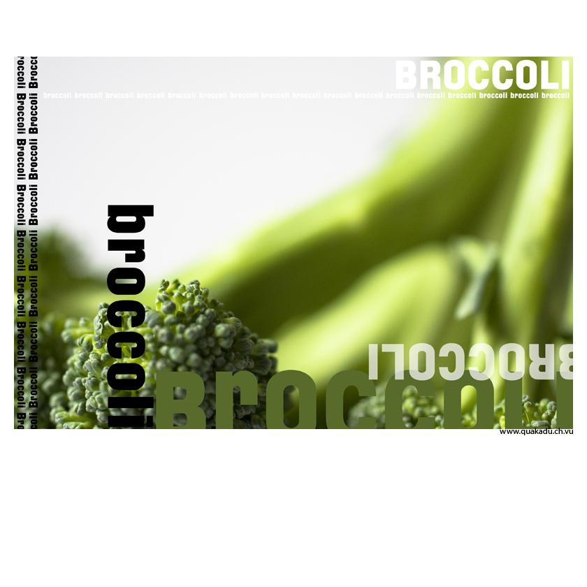 broccoli by en-on