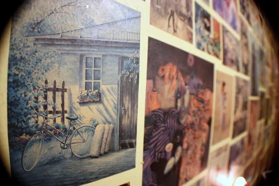 Astarb's Kitchen Wall by avelenovsky