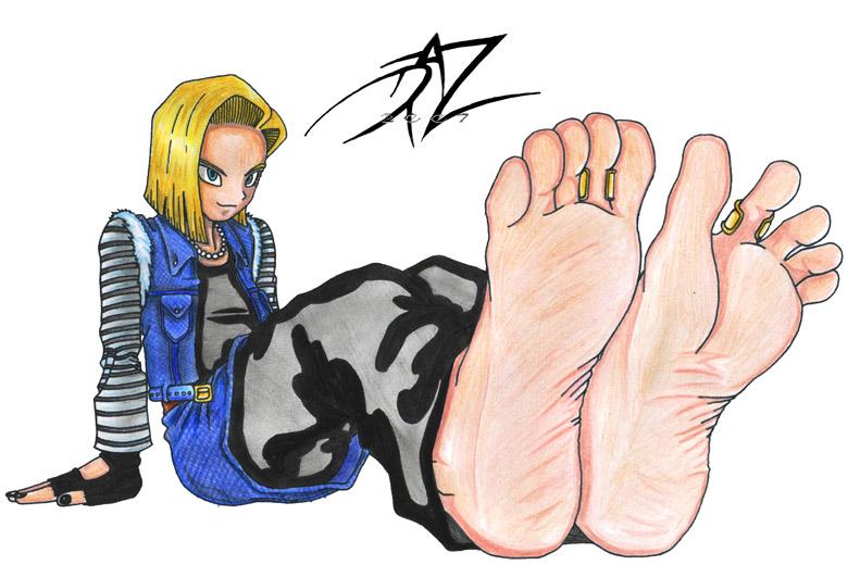 Alien Foot Porn - Download Image