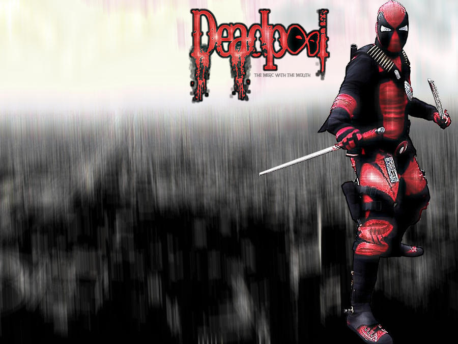 Cool Deadpool Wallpaper - WallpaperSafari