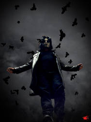 The Crow ~ Sky by DPForPrez