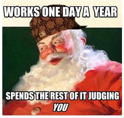 Santa Claus in a Nutshell by Dear-Santeh