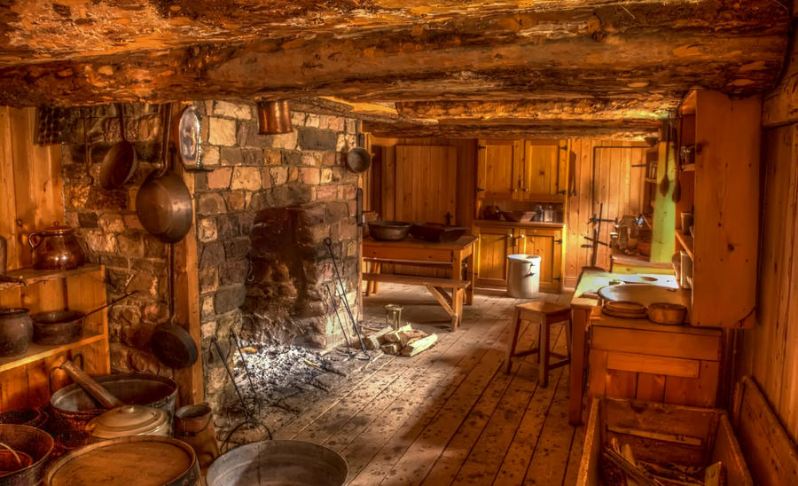 Old Kitchen by ShogunMaki on DeviantArt