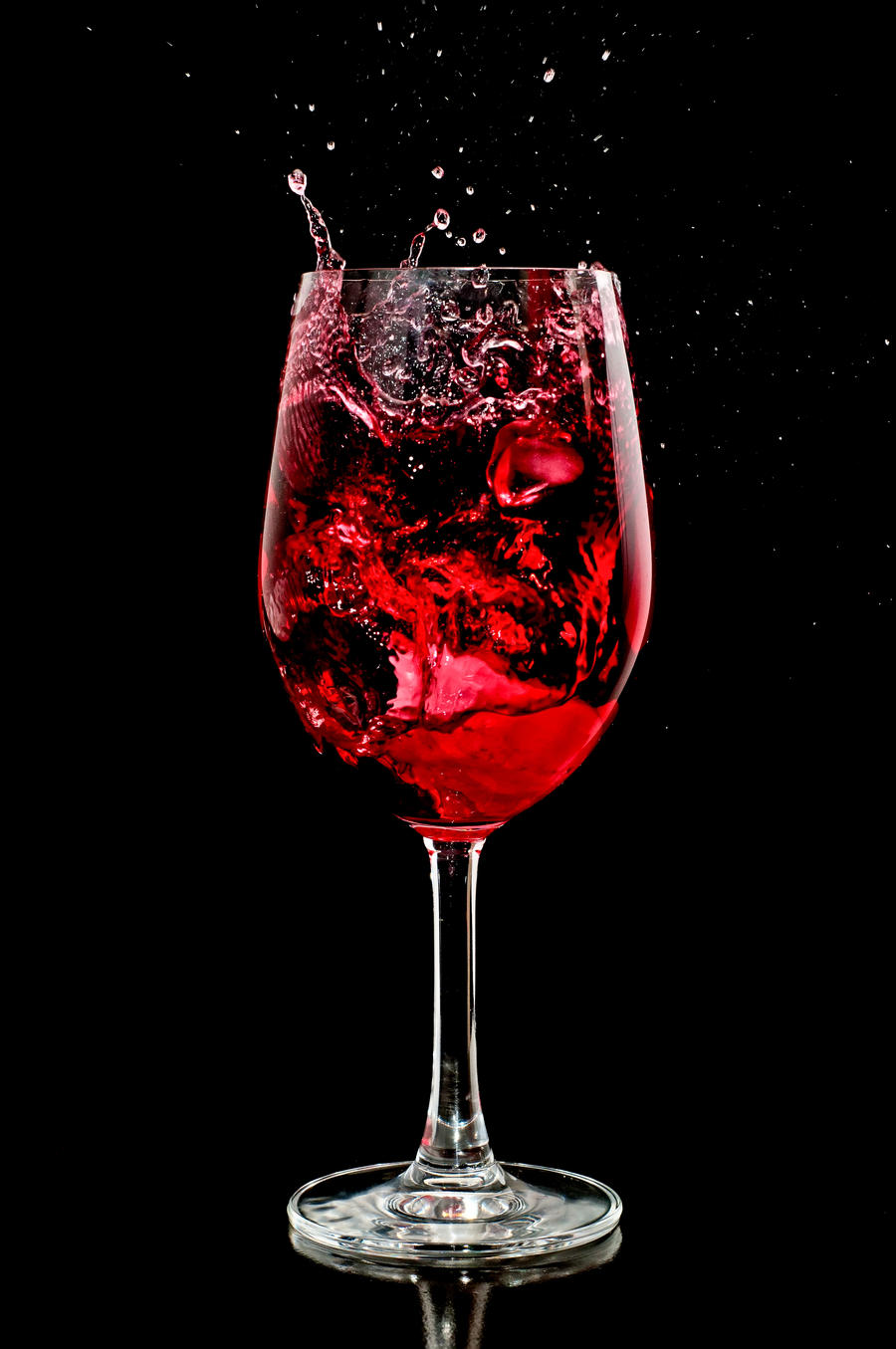 Chaos - Wine Glass Splash by ShogunMaki on DeviantArt