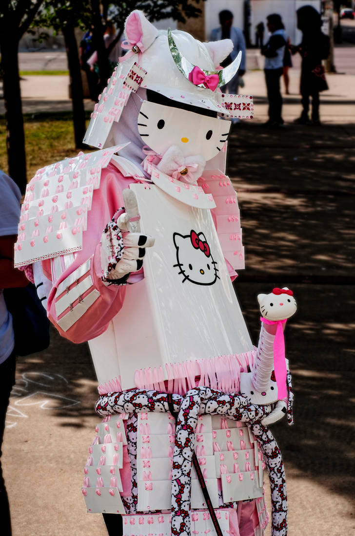 06f6d3c78 Hello Kitty Samurai by ShogunMaki on DeviantArt