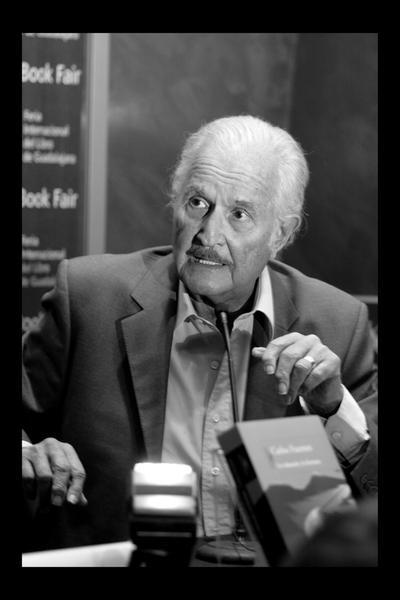 Carlos Fuentes by AndreAnibaldi