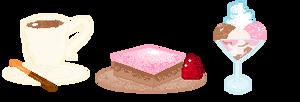 Pixel Dessert