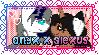 onyx x me {stamp} by XGalacticxStudios18X