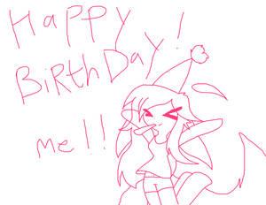 Birthday Gurl